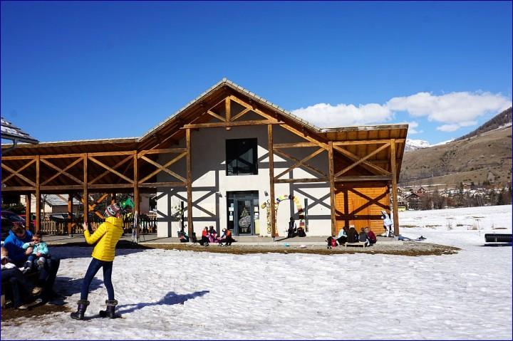 Ski de fond des Taillas
