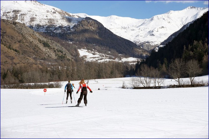 ski de fond ancelle