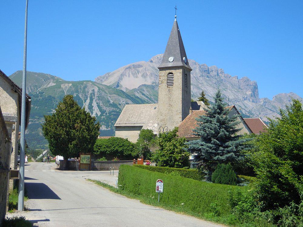 Eglise de Poligny