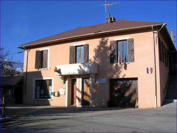 Mairie la Motte en champsaur