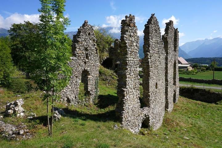 Chateau du Glaizil