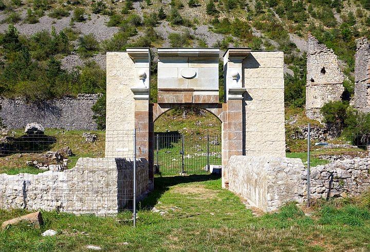 Pont Levis du chateau