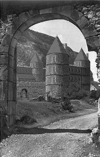 Chateau lesdiguières