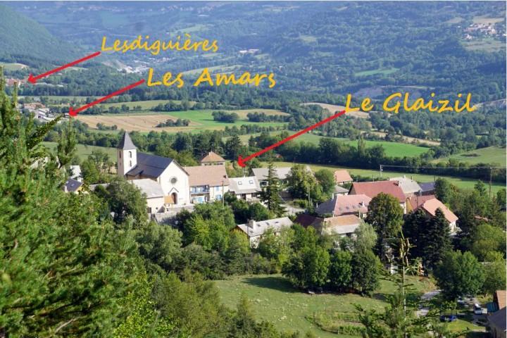 Commune du Glaizil