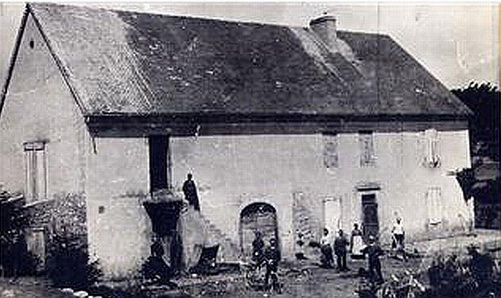 Ferme servel 1908