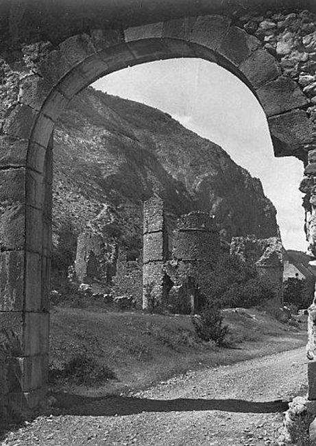 Glaizil Chateau lesdiguières