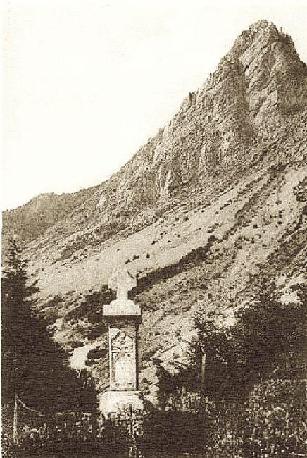 Glaizil Monument aux morts
