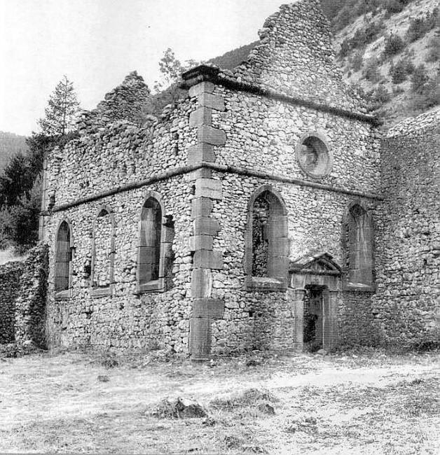 Glaizil chateau