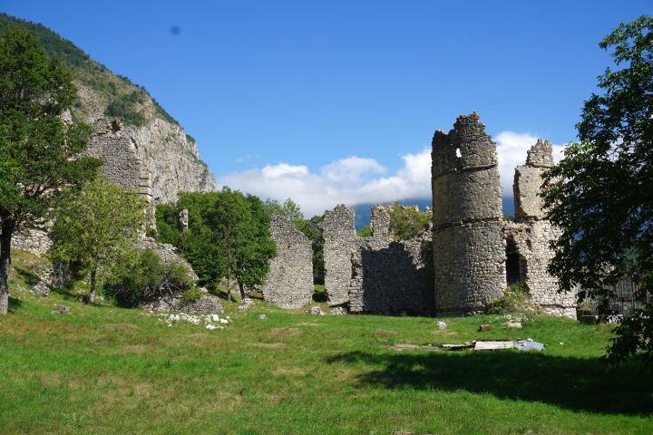 Le chateau de Lesdiguières