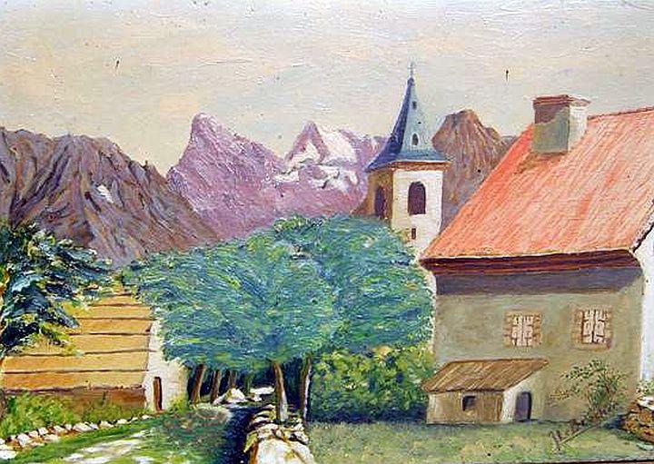 Peinture du Glaizil