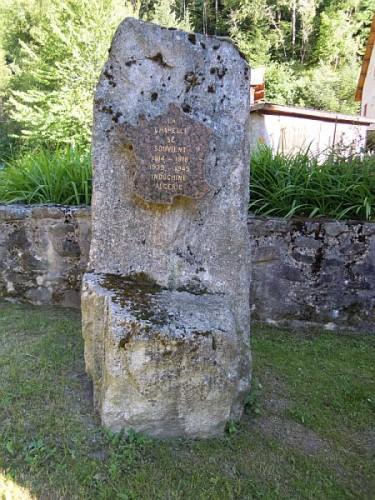 Monument morts valgaudemar