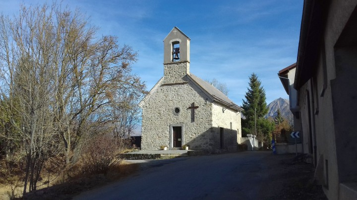 Eglise Le Forest