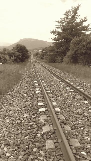 voie de chemin de fer Gap