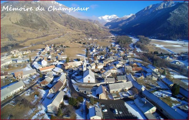 Ancelle village