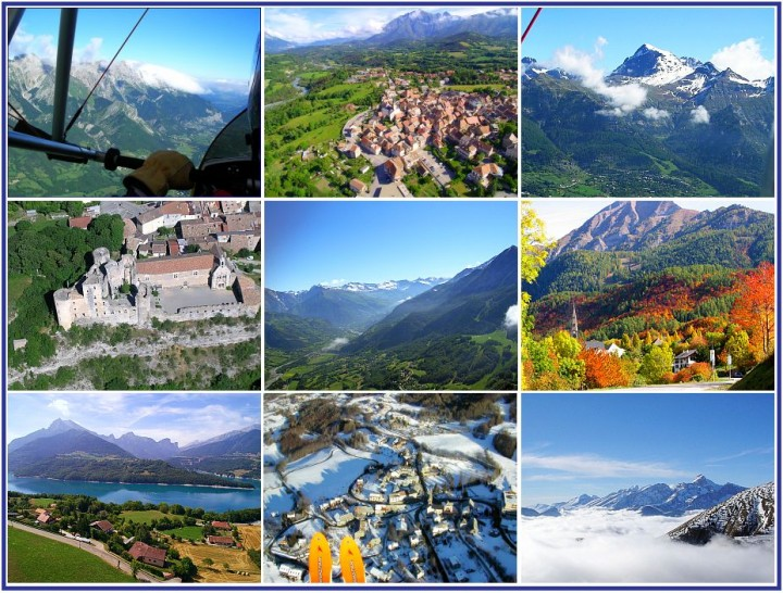 Belles photos Champsaur