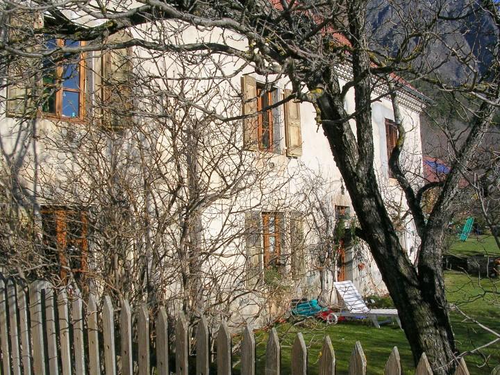 La Motte en Champsaur église