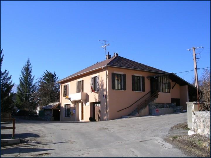 Mairie Motte en Champsaur