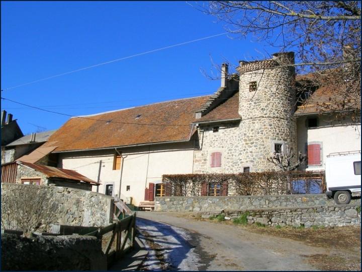 Maison fortifiée La Motte en champsaur