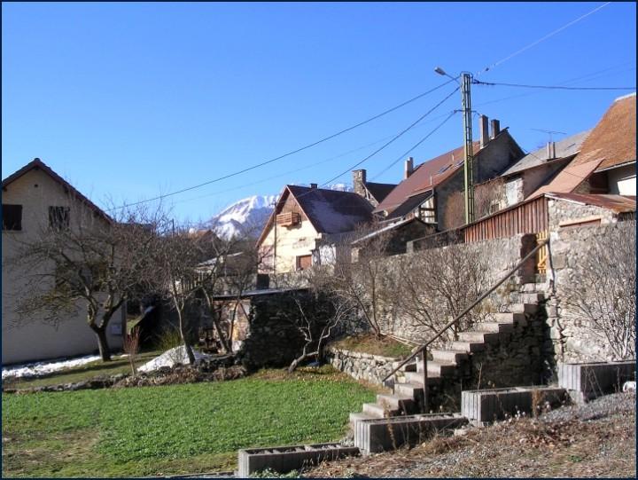 Motte Champsaur 2