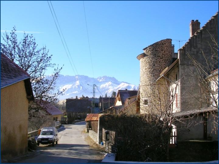 Tour fortifiée la Motte en Champsaur