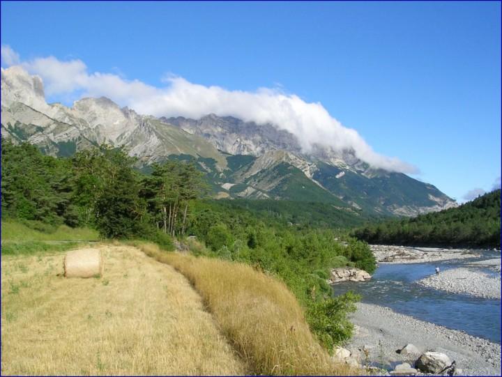 Belle vallée du Champsaur