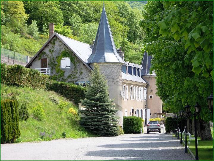 Château d'Aspres les Corps