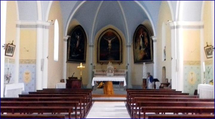 Eglise d'Aspres les Corps