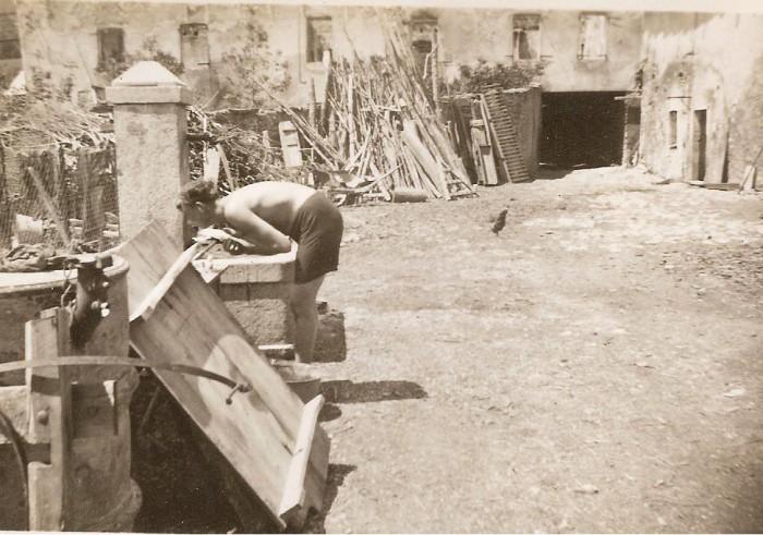 Ruines après guerre (Laye)