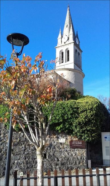 Eglise de Saint Julien en Champsaur