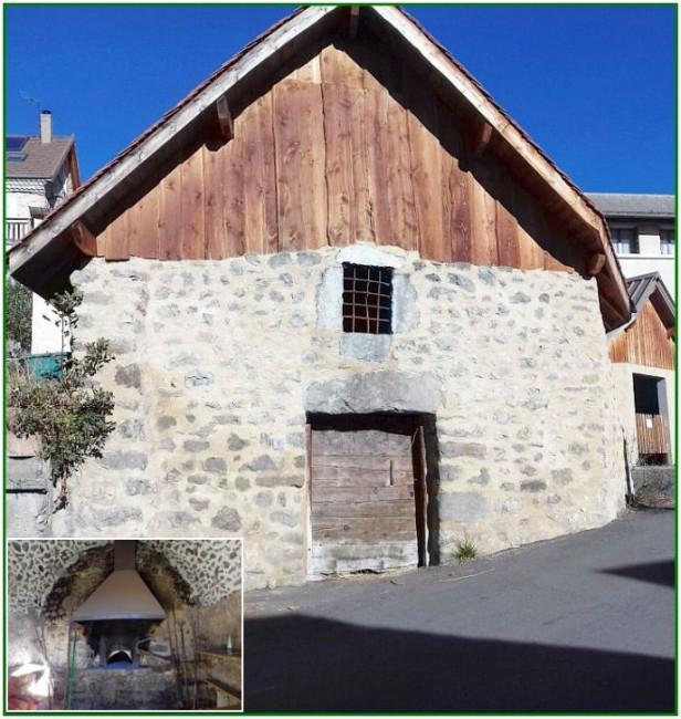 Four de St Julien en Champsaur