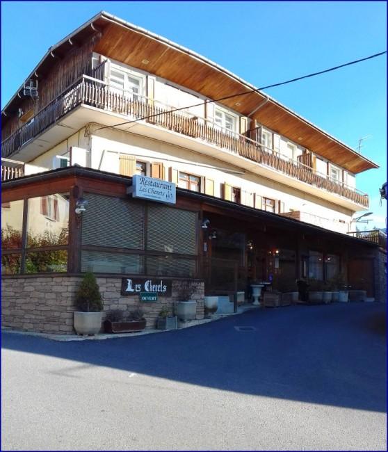 Hotel restaurant Les Chenets St Julien
