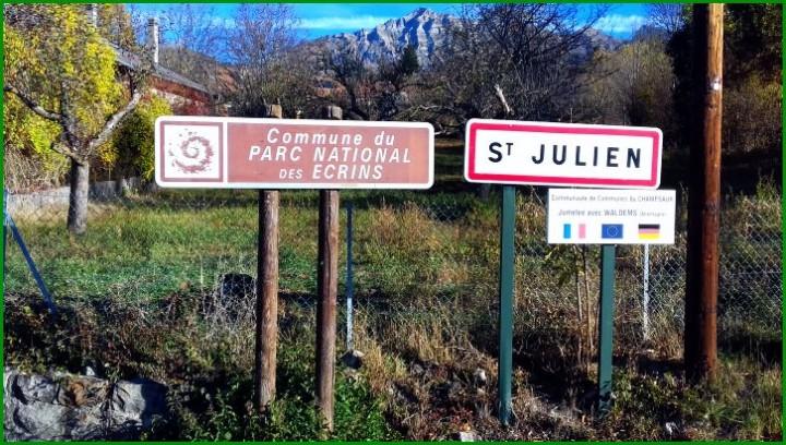 Saint Julien en Champsaur