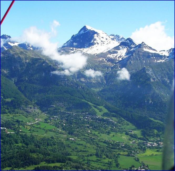 Saint Julien en champsaur ski